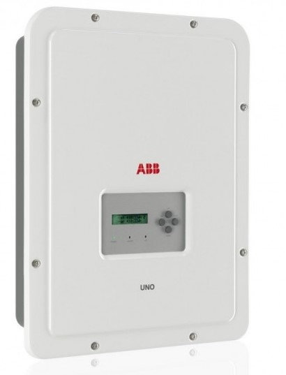 Сетевой PV инвертор UNO-DM-4.0-TL-PLUS-SB, 4,0 кВт, 1 ф., 3P229901000A, ABB. Фото