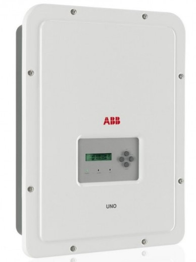 Сетевой PV инвертор UNO-DM-5.0-TL-PLUS-SB, 5,0 кВт, 1 ф., 3P259901000A, ABB. Фото